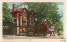 FOX HEAD HOTEL Niagara Falls CANADA ~ Vintage