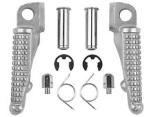 Front Footrest Foot pegs For Kawasaki ER6N F NINJA 650R 2009-2013 2010 2011 2012