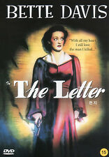 W. Somerset Maugham - The Letter - Bette Davis - Dir: William Wyler (NEW) DVD