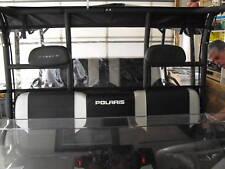 POLARIS RANGER XP800 REAR WINDOW AND DUST WIND BARRIER