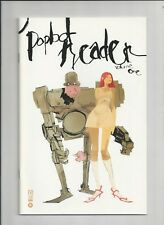 Popbot Reader Volume 1 Ashley Wood Mature readers IDW 2005 first print FN+ HTF