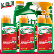 Roundup 3 l AC Kanister mit Sprühvorrichtung + 3 x 400 ml AC Konzentrat