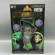 0Power Rangers Mighty Morphin Legacy Communicator Tommy Oliver Edition Toysrus