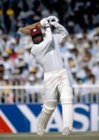 West Indies Cricket Great, Test Captain Viv Richards No 75 OLD LARGE PHOTO