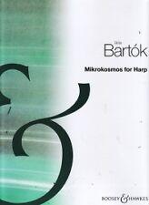BARTOK MIKROKOSMOS Harp