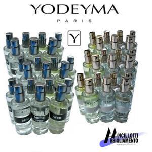 YODEYMA mini profumo per uomo o donna spray 15 ml nuovo ma senza tappo e scatola