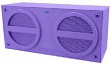 IHome IBT24 BLUETOOTH RICARICABILE Stereo Mini Altoparlante in finitura in gomma