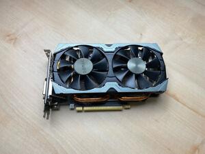 ZOTAC Geforce GTX 1060 6GB AMP Edition SE GPU