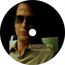 Jonestown: Paradise Lost (2007) Documentary Dvd