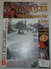 MotorCycle Magazine 1958 Ariel Square Four March 1999 012115R2