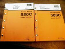 Case 580c Backhoe Loader Service Manual