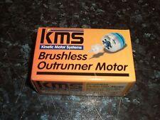 KMS BRUSHLESS OUTRUNNER MOTOR KBM31/12