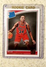 2018-19 PANINI DONRUSS WENDELL CARTER JR. #170 RATED ROOKIE RC
