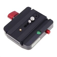 New 577 CLAMP + QR PLATE 501PL 501 PL for Manfrotto Tripod Head 701HDV 701 HDV