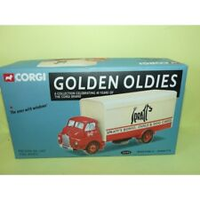 Camion Bedford S Fourgon Spratt's Golden Oldies Corgi 30303