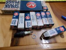 8 Nos Ac C44Ns Spark Plugs Commercial.Gm Trucks, Pick-Ups.