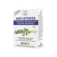 Anti stress complément alimentaire aux fleurs de Bach 20 amp