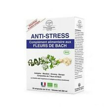 Anti Stress Dietary Supplement to the Fleurs de Bach 20 Amp