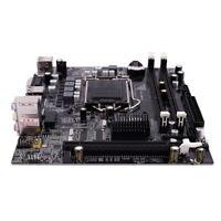 H55 LGA 1156 Motherboard Socket LGA 1156 Mini ATX Desktop image USB2.0 SATA2 F1E