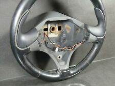 Genuine FIAT PUNTO GT & COUPE LEATHER SPORT STEERING WHEEL