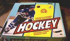 1983-84 O-Pee-Chee Hockey Wax Box (48 packs)