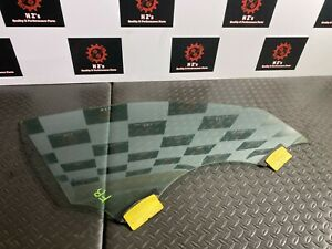 CADILLAC ATS 2013-2018 AWD OEM FRONT PASSENGER RIGHT DOUBLE WINDOW GLASS 95K