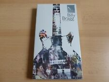 8 CD's + DVD, Billy Bragg, Volume II, Longbox, Box-Set