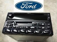 ✅ 2000 2001 2002 2003 2004 2005 2006 FORD ESCAPE OEM FACTORY RADIO CD PLAYER OEM