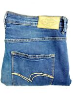 Lee Cooper Men's Size W40 Blue Norris Slim Stretch Denim Jeans