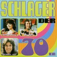 SCHLAGER DER 70ER 2 CD MIT ROLAND KAISER UVM NEU