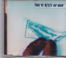 Feos vs MSN -Our Music cd maxi single