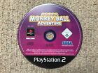 Super Monkey Ball Adventure - Sony Playstation 2 PS2 DISK ONLY UK PAL