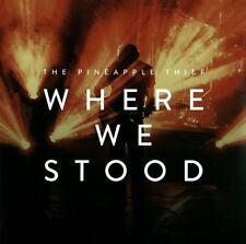 "The Pineapple Thief - Where We Stood (NEW 2 x 12"" VINYL LP)"