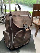 Kipling Luggage Alcatraz Laptop Wheeled Backpack, Dark Espresso