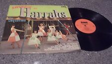 "The Coquettes ""Swingin' At Harrahs"" SIMS RECORDS #103 LP JoAnn Bongiorno"