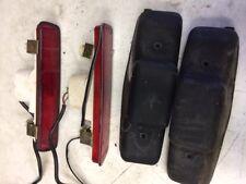 (1) PORSCHE 944 REAR SIDE MARKER LIGHT REAR ONE SIDE OEM USED
