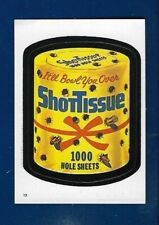 1982 Topps Wacky Packages #13 ShotTissue (NM) Album Sticker