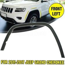 For Jeep Grand Cherokee 2011-2016 Fender Flares Front Left Black Plastic Bolt-on