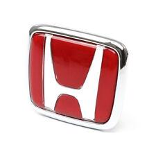GENUINE HONDA FRONT RED H BADGE S2000 AP1 99-03