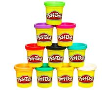 Play Doh Dough Modeling Compound 10 Pack Case Non Toxic Safe Toddlers Kids Toys