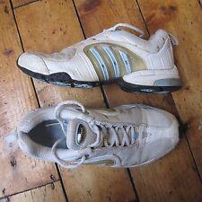 Adidas Climaproof White Blue Trainers Retro 2005 UK 5.5 5 1/2 Women's ART 463524