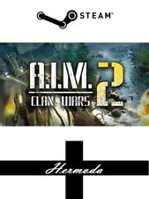 A.I.M.2 Clan Wars Steam Key - for PC Windows (Same Day Dispatch)