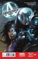 Avengers Undercover #6 Unread New / Near Mint Marvel Series 2014 MD2