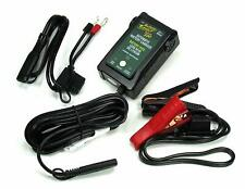 Battery Tender Lithium, Lead Acid, GEL, AGM Motorcycle Battery Charger Optimiser