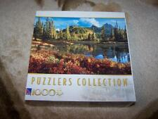 2007Monte Rainier 1000 Piece Jigsaw Puzzle by The Canadian Group