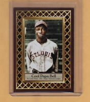 Cool Papa Bell '31 St Louis Stars Negro League star rare Fan Club serial # /300