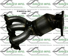 Catalytic Converter-Exact-Fit Front Right Davico Exc CA 17442