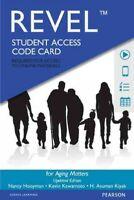 Aging Matters Revel Access Code Card, Hardcover by Hooyman, Nancy; Kawamoto, ...