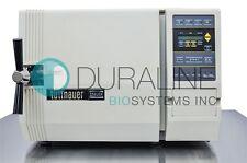 Tuttnauer 2540EK Autoclave Steam Sterilizer Fully Refurbished 6 Month Warranty