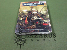 Warhammer 40k Rulebook Hardback oop - 6th edition